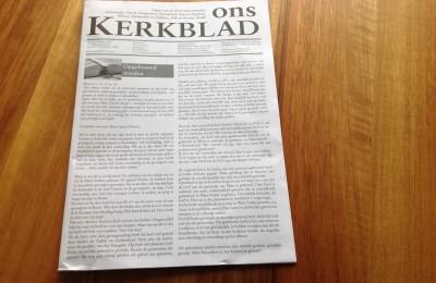 Periodiek 'Ons Kerkblad'