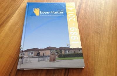 Jubileumboek Eben-Haëzerschool Genemuiden