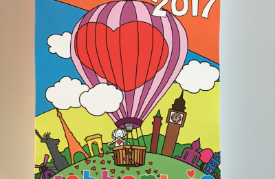 Jabbertje scheurkalender 2017